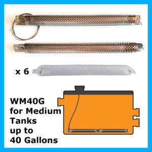 WaterMag 40 gallon kit - https://www.filtermagindustrial.com/watermag/